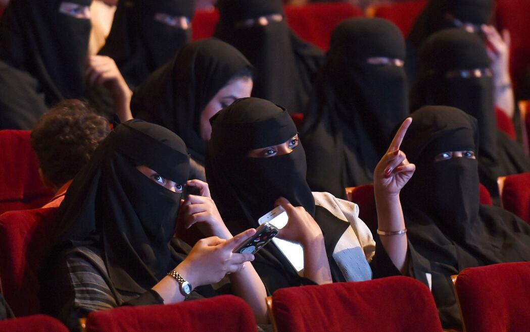 沙特35年来首次解禁电影院