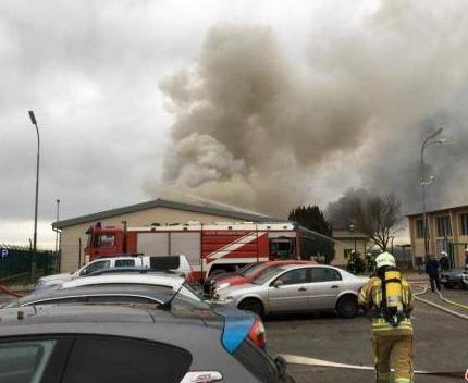 奥地利天然气管道爆炸并起火 造成1死21伤