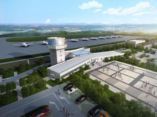 永川大安机场项目计划于2018年年底前建成投用