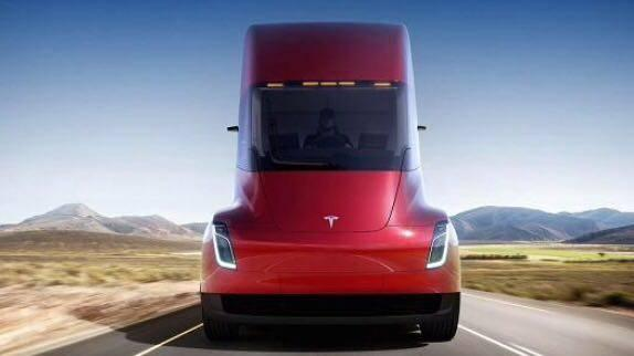 百事可乐子公司已向特斯拉预订100辆Semi电动卡车