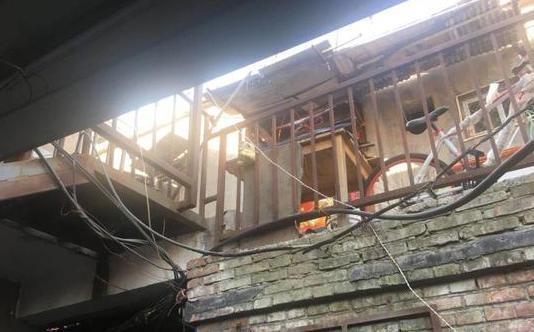 北京自建房着火致5死8伤 系电动自行车起火引起