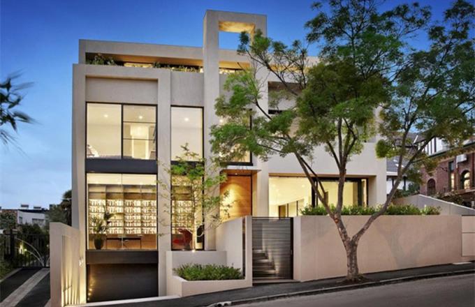 South Yarra豪宅:全新现代居住理念突破风格与功能界限