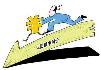 12月13日人民币中间价报下调89个基点