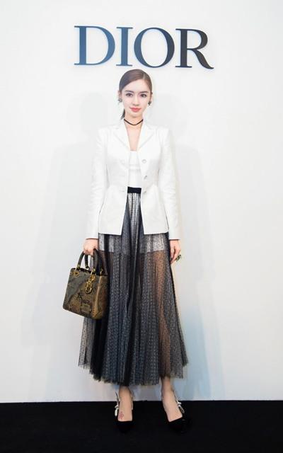 迪奥于北京举办LADY ART #2艺术家限量合作系列包包揭幕酒会