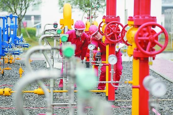 宜宾页岩气开发建设快速推进 开发前景良好