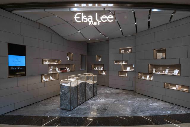 延续一贯优雅 Elsa Lee珠宝品牌上海兴业太古汇旗舰店开幕