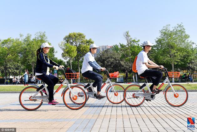 """共享单车接连倒闭 新三板金通科技执着地加入""""战场"""""""