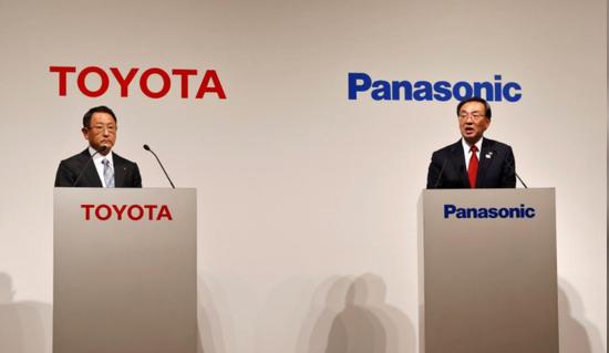 丰田和松下考虑合作开发电池 电动汽车大势难挡