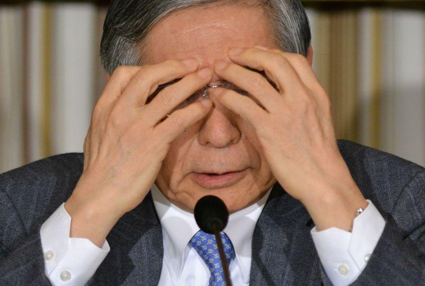 全球央行纷纷踏入收紧之列 日本央行却不走寻常路!