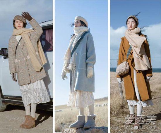 冬季森系穿搭什么样 这几个造型告诉你