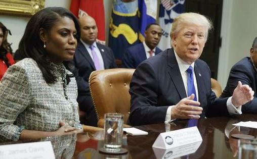 女星遭白宫开除 狂飙粗话还企图闯入川普起居室