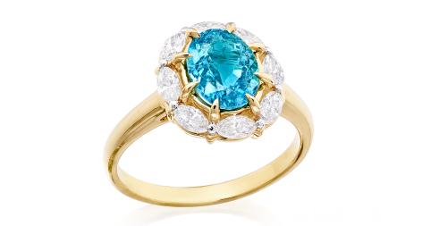 2017珍藏逸品秋拍圆满收锤 24件稀有彩色钻石高价成交