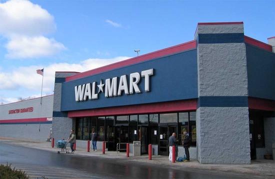 沃尔玛加码线上销售 加紧追赶亚马逊
