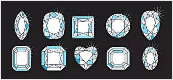 为什么圆形钻石的价格都高于异形钻石?