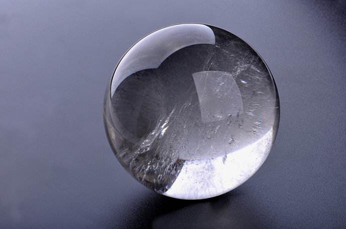 水晶鉴别方法
