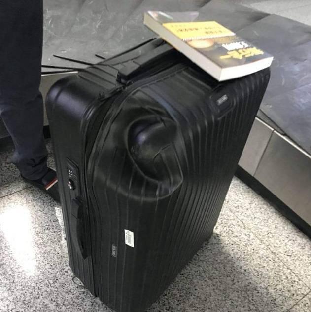 5980元行李箱被压变形 航空公司只赔偿200元