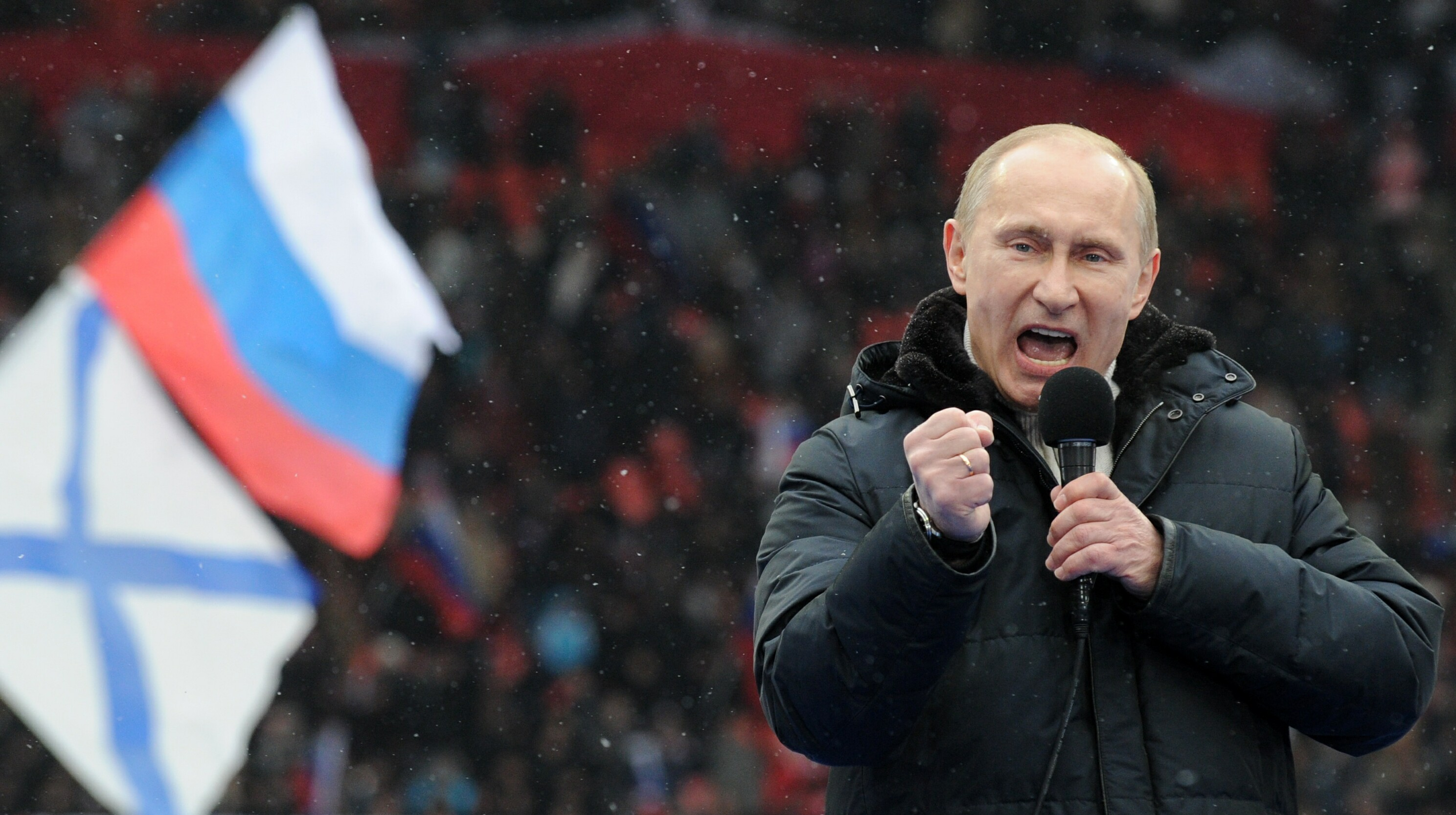 宣布参加明年大选的普京经济实力有多硬?