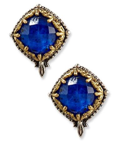 深邃宝蓝&迷人淡蓝 每一款蓝色宝石珠宝都是美哭人的节奏!