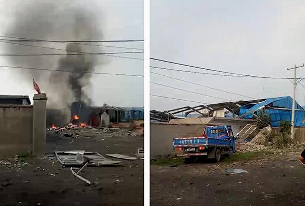 山东化工厂爆燃最新消息:事故共造成7人死亡4人受伤
