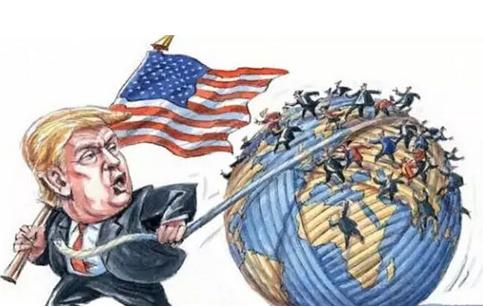 美国减税+加息+缩表剪全球经济的羊毛?