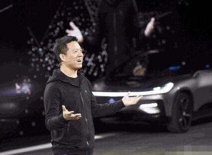 FF宣布完成10亿美元A轮融资 贾跃亭出任CEO