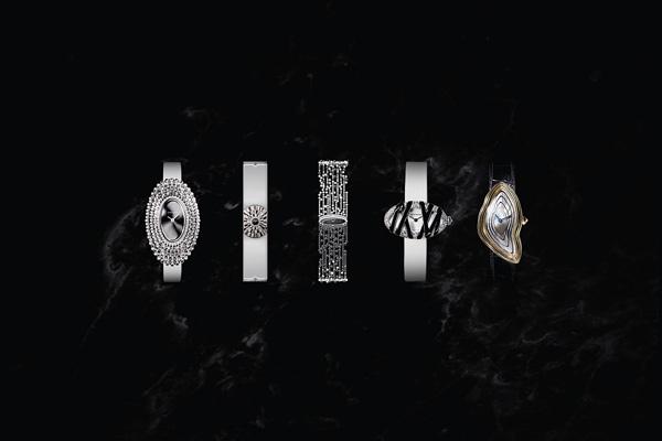 Cartier推出全新Libre系列珠宝腕表 散发简约美感