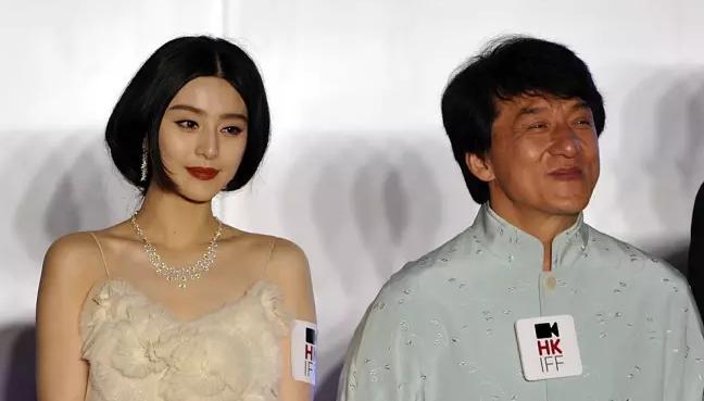 今年中国明星片酬代言费飙升 成龙第一范冰冰第二