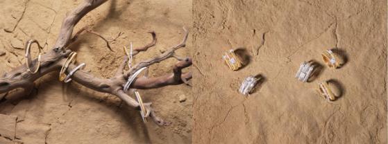 周生生携Marco Bicego推出自然之韵珠宝 缔造珠宝简约灵动美