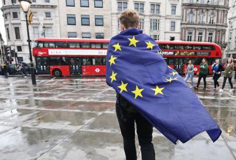 希望留欧的英国公民超过了退欧者