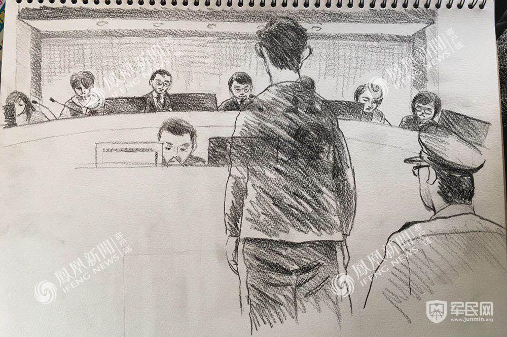 陈世峰下跪向江母磕头 此案将在12月20日宣判