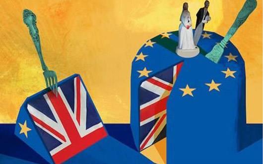 """欧盟拒绝为英国""""开小灶"""" 英镑何时脱离""""苦海""""?"""