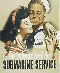 """美二战征兵用""""美人计"""":制作了许多美女海报"""