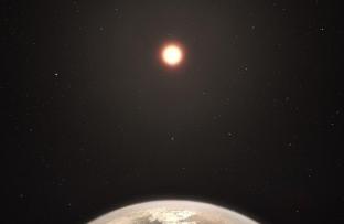 科学家又发现了一颗地球大小的行星 对生命挺友好