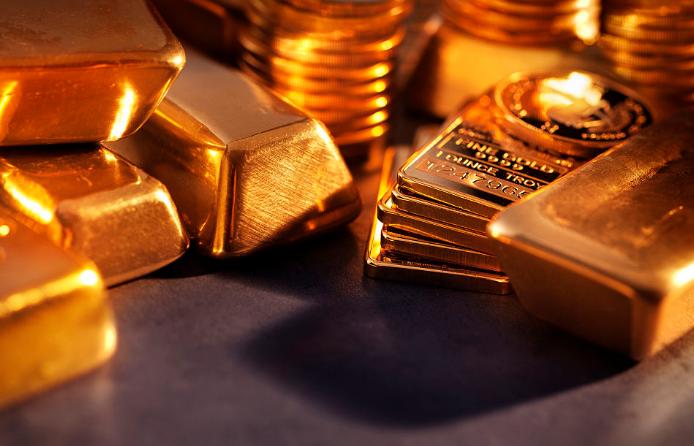 今日大盘走势图解:黄金价格稳步上涨上看1270