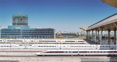 航天高铁见证长城润滑油快速发展 技术升级面向国际市场