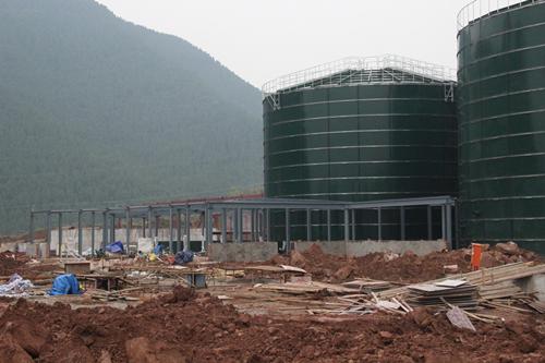 重庆一生物质能项目正在建设中 将与明年二月完成