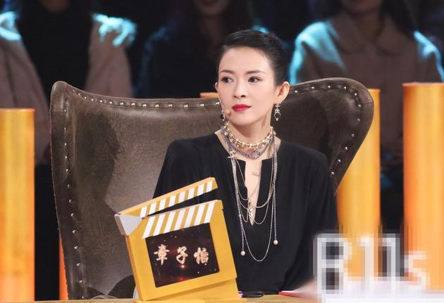 章子怡谈演员争议洒泪:非常想说但什么都不能说