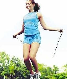 跳绳运动瘦腿又健身 初学者怎么跳?