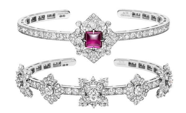 珠宝商伯蒂诺Rosa dei Venti系列新作 再现罗盘玫瑰式图腾美