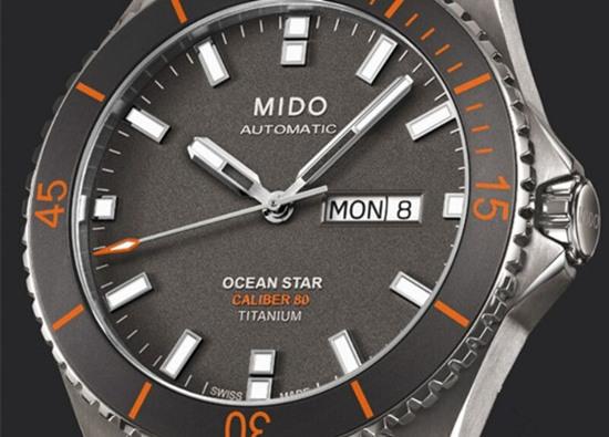 美度推出全新Ocean Star系列腕表 具备无可替代的魅力