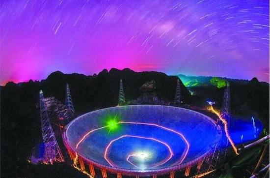 中国建成一超级装备 可能是世界上第一个发现外星人的国家