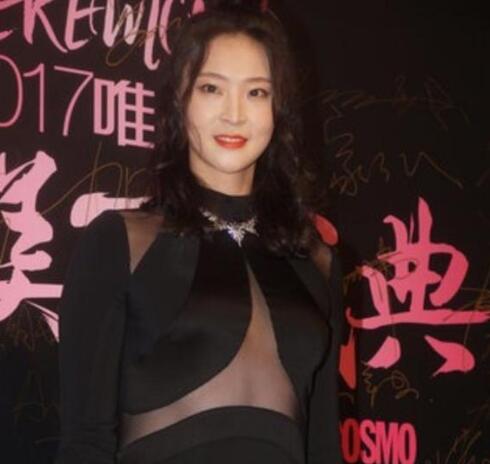 排坛女神惠若琪亮相美丽盛典 这是要往时尚圈发展了?
