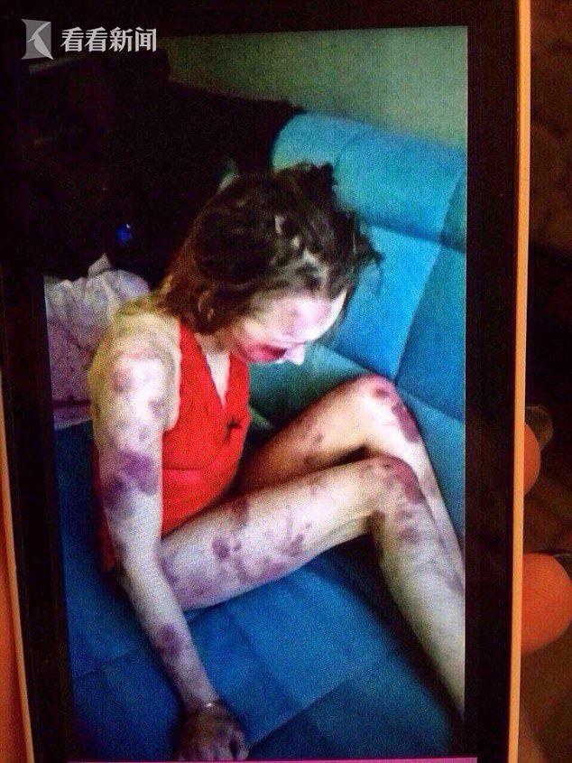 俄罗斯打死妻子拍视频炫耀:我完全控制了这个女人