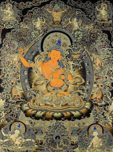 佛教艺术品市场持续攀升 成拍卖市场标配