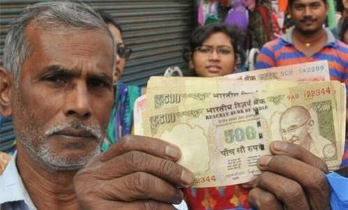 废钞令和税改无法让印度经济死灰复燃