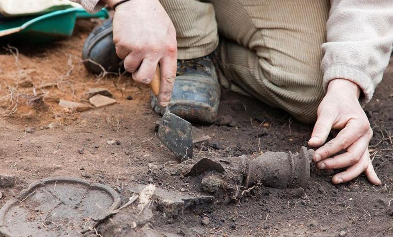 萧县金寨遗址进行新一轮考古发掘