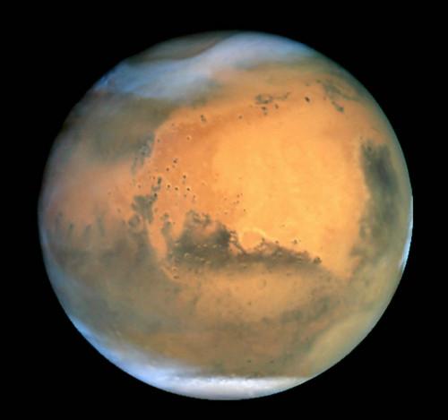 火星没有生命原因 牛津大学科研人员给了解释