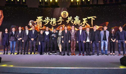 张晋成立影视公司 蔡少芬:我一定会大力支持他