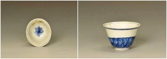 重庆大量文物重现天日 嘉靖款青花瓷竟被人当餐具使
