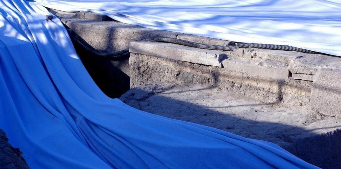 北京圆明园考古新进展 清理出建筑遗迹及码头